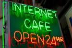 Cyber-café